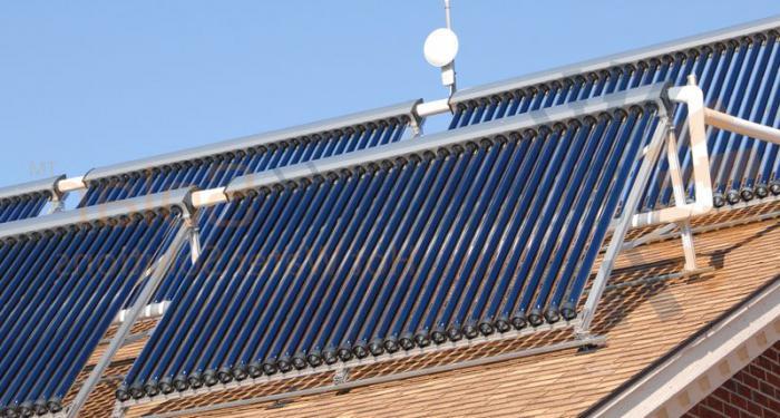 Принцип действия солнечного коллектора, его плюсы, минусы и применение