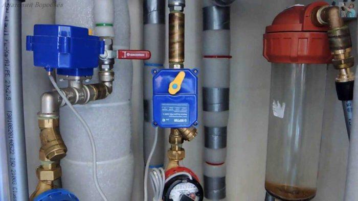 Какую систему защиты от протечек воды выбрать: успех в борьбе с потопами