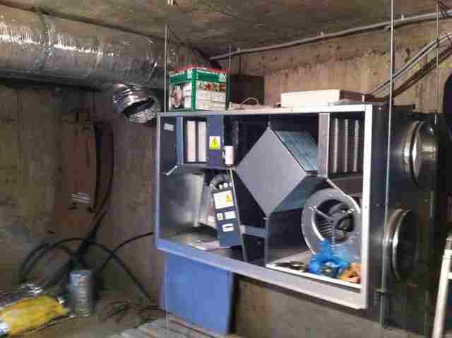 Перечень работ по монтажу вентиляции: основные этапы от проекта до пуска