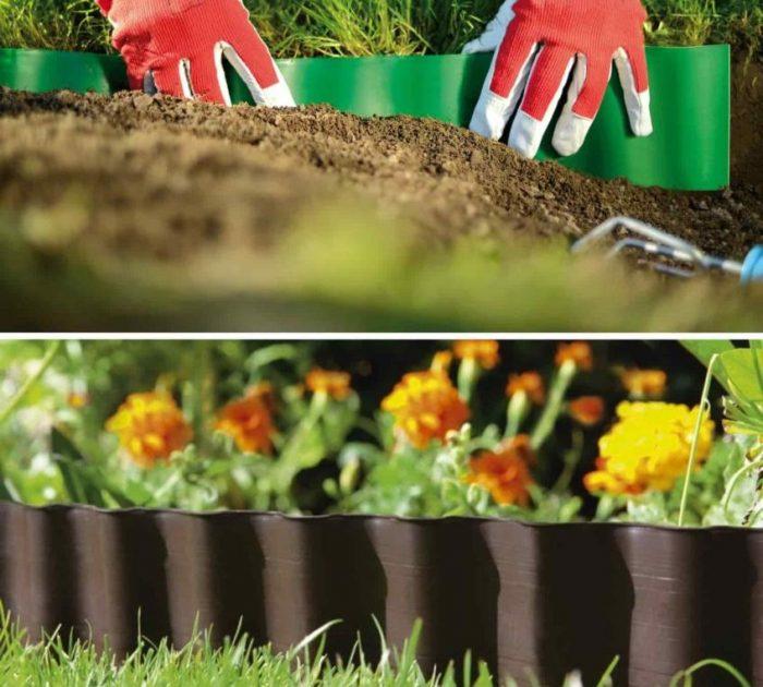 Клумба и цветник своими руками для начинающих: идеи, их реализация