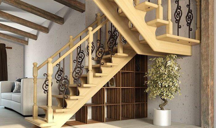 Реставрация деревянной лестницы своими руками: причины и их устранение