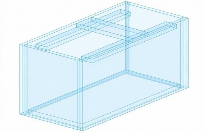 Как сделать аквариум в домашних условиях: материалы и инструкция