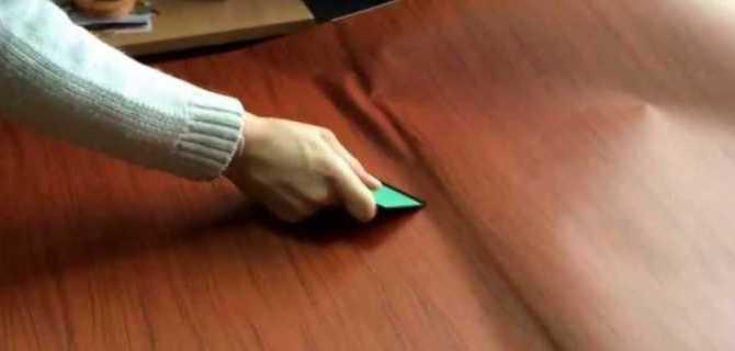 Как ламинировать ДСП своими руками: что возможно сделать дома?