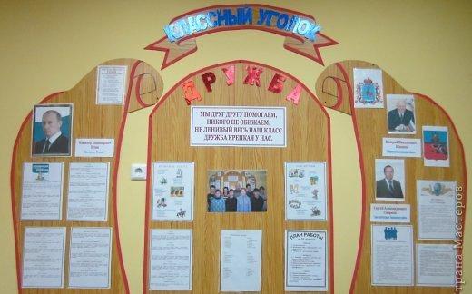 Стенды для школы своими руками: материалы, создание, идеи оформления