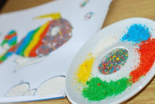 Что можно сделать из декоративного песка: простор для творчества