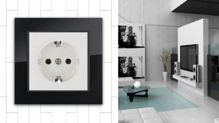 Розетки LK60   обзор серии розеток российской компании LK Studio