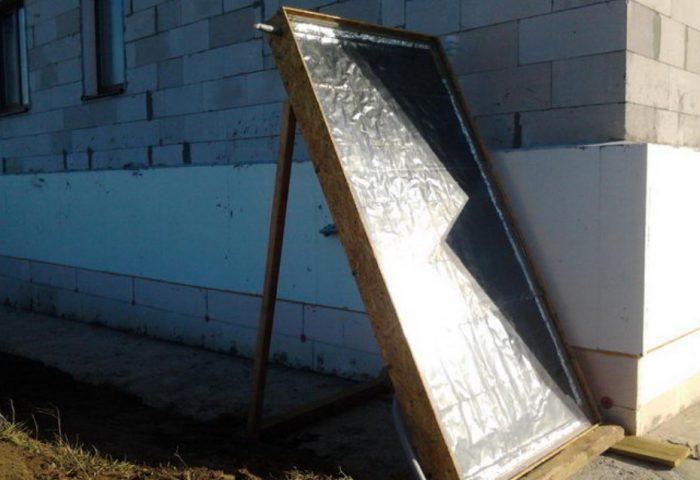 Гелиоустановки своими руками: солнце в помощь отоплению