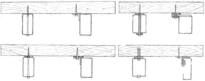 Как прикрепить доску к металлической трубе: популярные способы