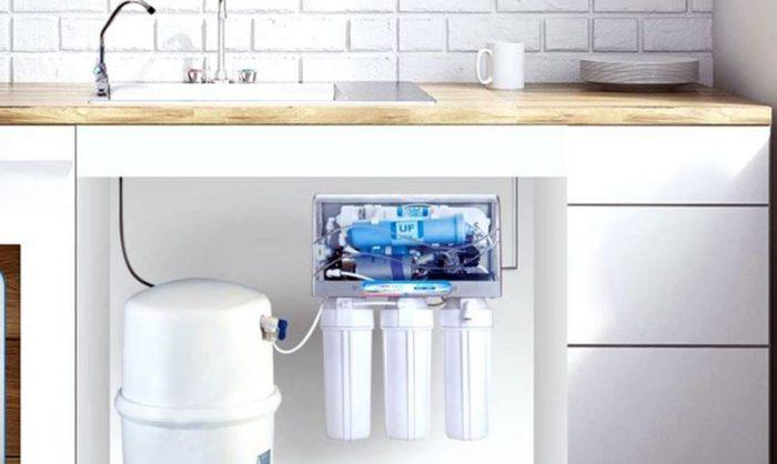 Очистка водопроводной воды: как работает угольный фильтр, его виды