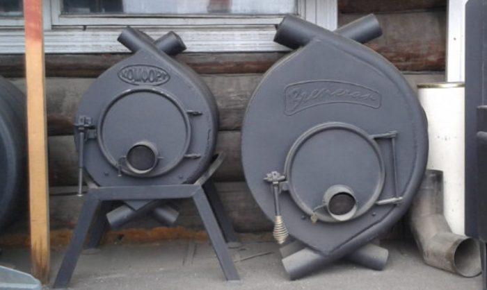 Как устроен булерьян: печь длительного горения и ее изготовление