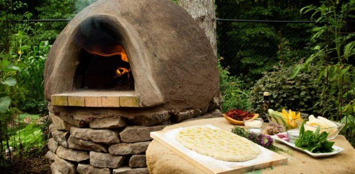 Глинобитная печь своими руками: 3 возможных варианта создания