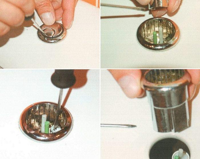 Как снять крышку унитаза с двойной кнопкой: осторожность — залог успеха