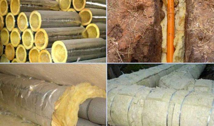 Технология изоляции трубопроводов: особенности утеплителей и монтажа
