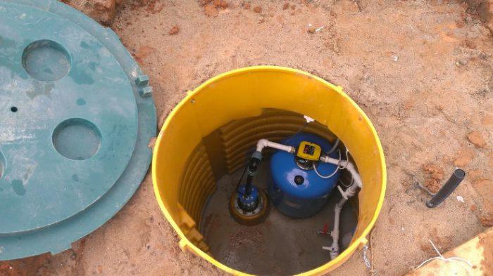 Как почистить скважину в домашних условиях: причины и способы решения