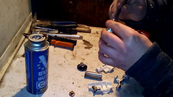 Ремонт газовой горелки своими руками: частые поломки и их устранение