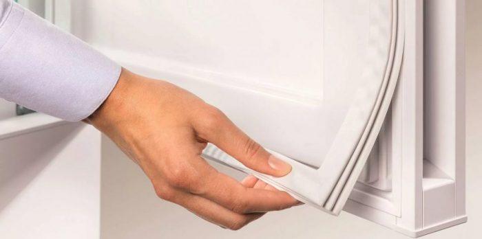 Как заменить уплотнительную резинку на холодильнике самостоятельно?