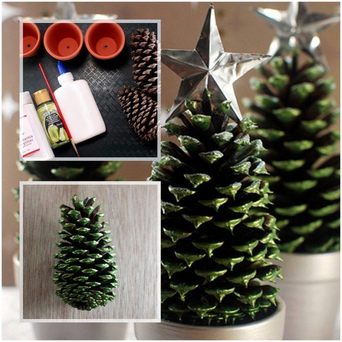 Как сделать новогоднюю елку своими руками: интересные идеи и инструкции