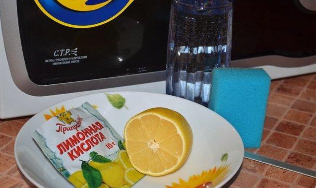 Как быстро отмыть микроволновку внутри: правила, продукты, средства и процедуры
