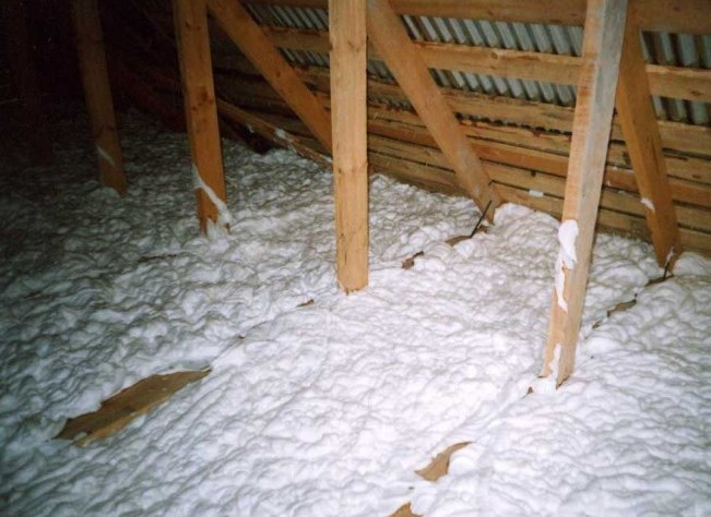 Как утеплить чердак в частном доме: выбор материала, операция «Теплоизоляция»