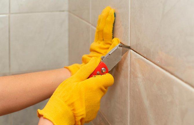 Как очистить швы между плиткой: 16 эффективных методов восстановления