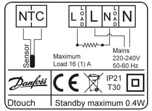 Как подключить теплый пол к терморегулятору: приборы, схемы и работа
