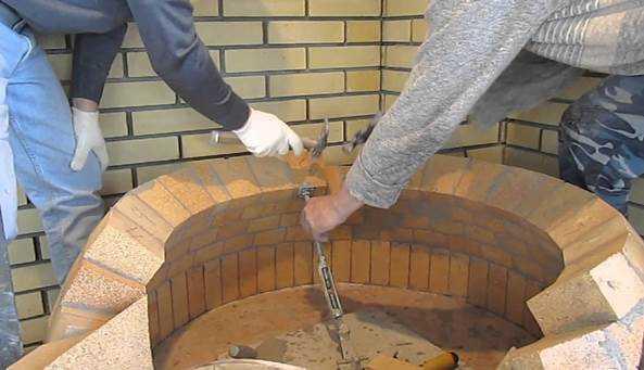 Как сделать тандыр своими руками: простая печь, но сложная «кирпичная работа»