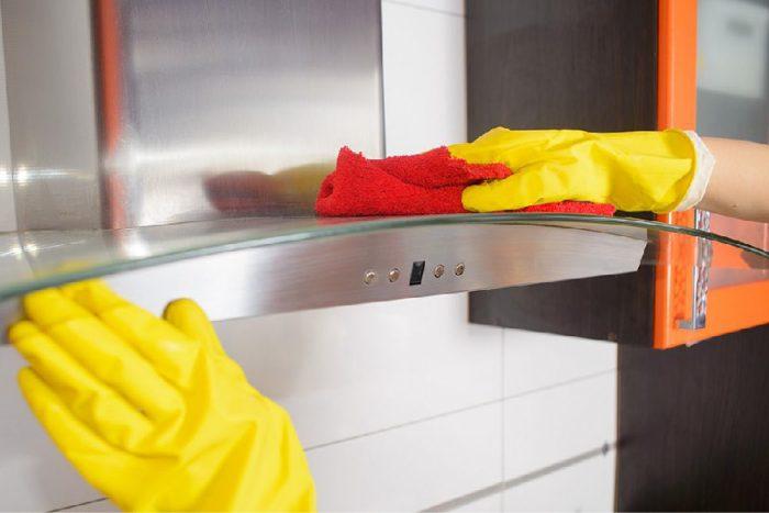 Как отмыть вытяжку в домашних условиях: простые и эффективные способы