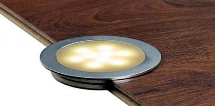 Подсветка пола: плюсы и минусы, потенциальные приборы и их монтаж