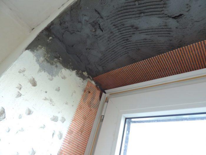 Откосы на окна своими руками: возможные материалы и способы монтажа