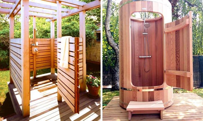 Как сделать летний душ самостоятельно: нюансы выбора и этапы работы