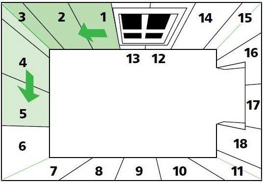 Как правильно клеить метровые обои: особенности работы и инструкция