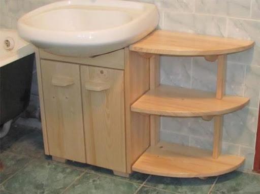 Тумба своими руками: особенности сборки мебели из дерева и ДСП