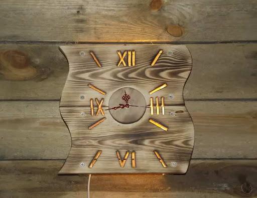 Из чего и как сделать часы своими руками: материалы и способы создания декора
