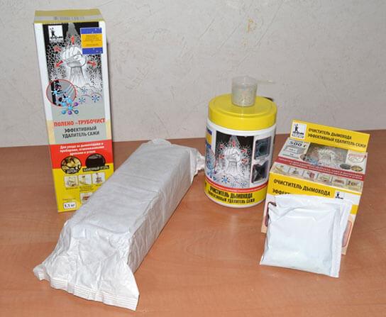 Как почистить дымоход: механический, биологический и химический метод