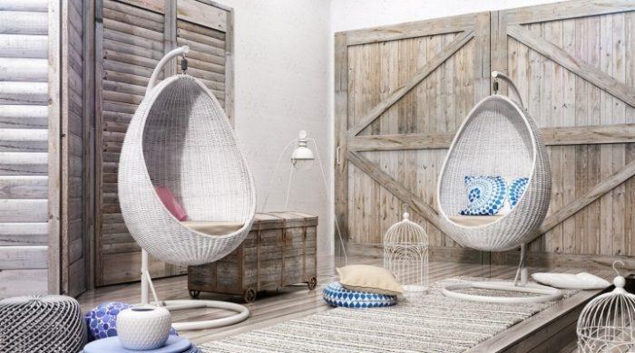 Как сделать подвесное кресло: 4 варианта изготовления висящей мебели
