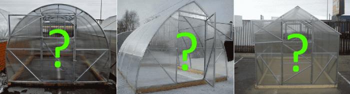 Какую теплицу выбрать: критерии для определения оптимального варианта