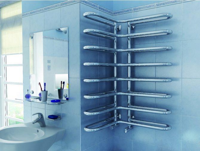 Как выбрать полотенцесушитель: виды приборов, критерии и надежные производители