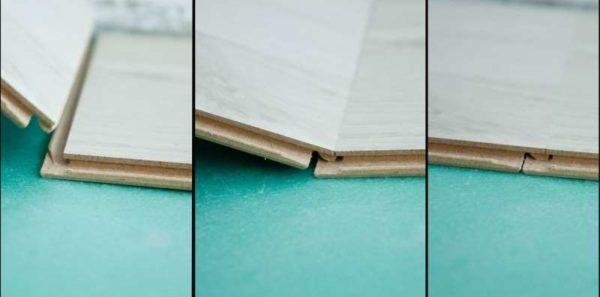 Вздулся ламинат: в чем причины деформации, как исправить положение