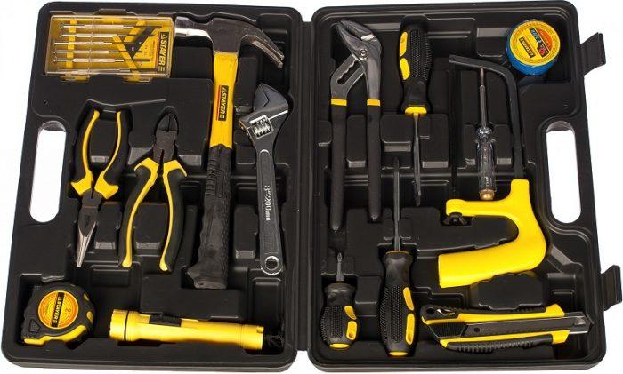 Какой набор инструментов лучше: критерии и модели «мужских косметичек»