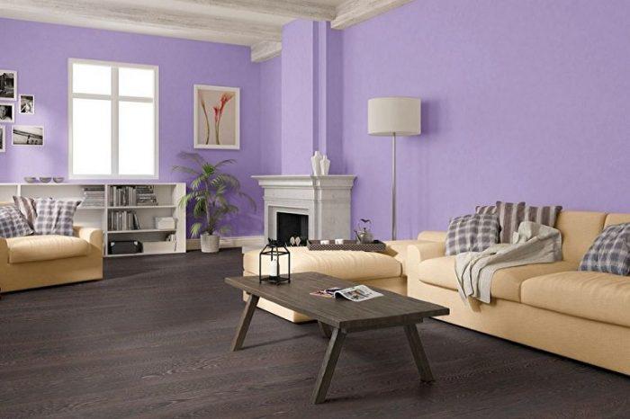 Какая краска лучше для стен: виды и популярные материалы для отделки