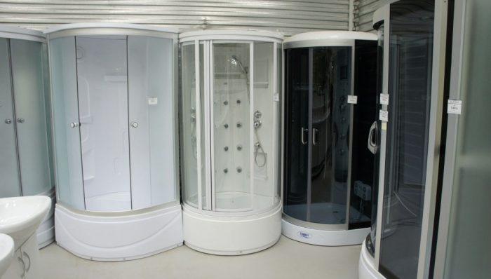 Как выбрать душевую кабину: важные характеристики и производители