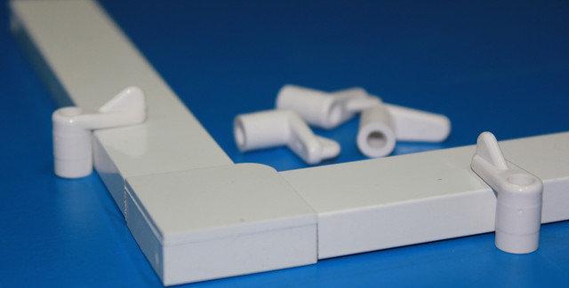 Как крепить москитную сетку: популярные способы фиксации простейшей защиты