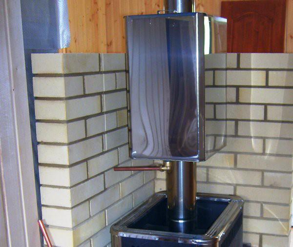 Бак для воды в баню своими руками: требования и популярные конструкции