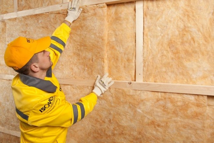 Как утеплить гараж своими руками: способы теплоизоляции элементов здания