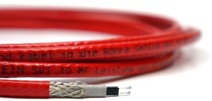 Как подключить кабель для обогрева труб: нюансы наружного и внутреннего монтажа